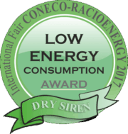 Low energy consumption 2017 - Microwell