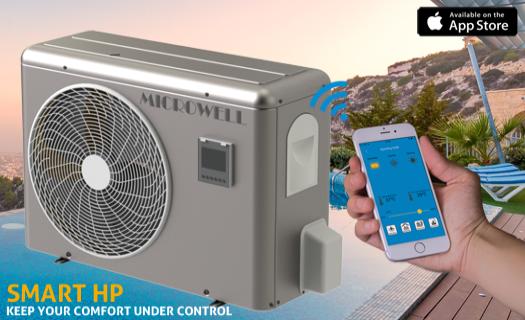Smart HP Wifi control | Microwell