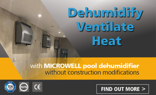 Dehumidify, Ventilate, Heat | Microwell