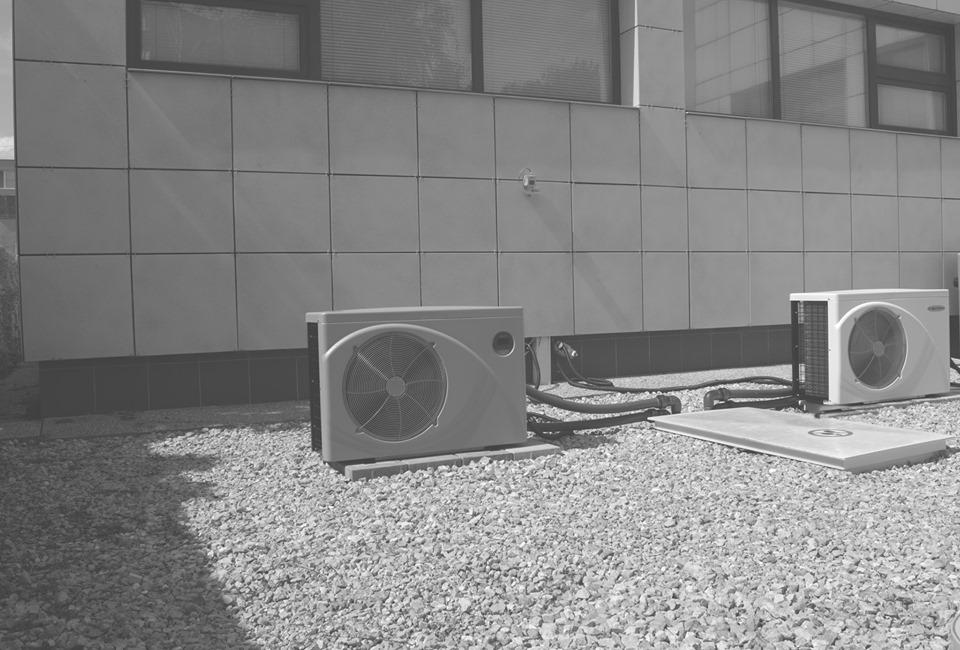 Heat pump full inverter microwell