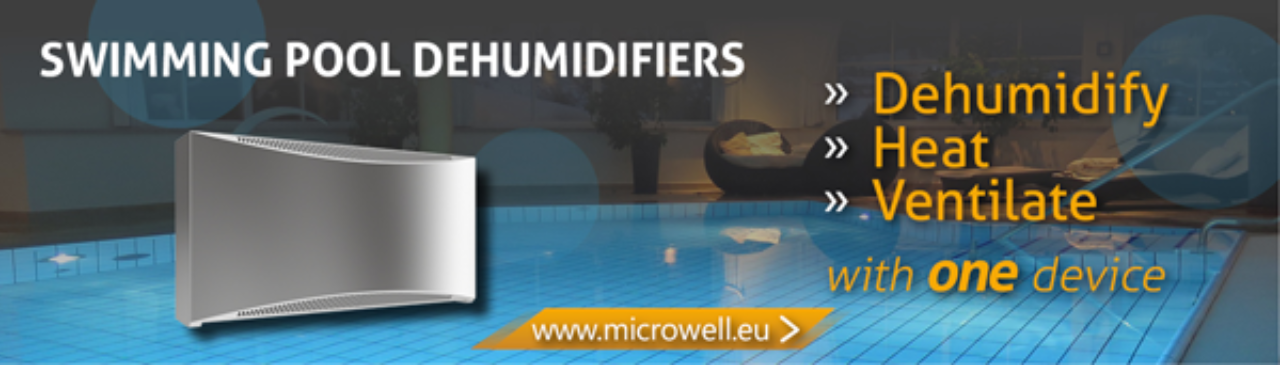 Dehumidification, ventilation and heating with one device | Blog - Microwell