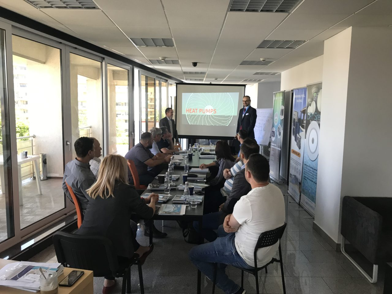 Training Bucharest, Romania 22.05.2019 | Blog - Microwell