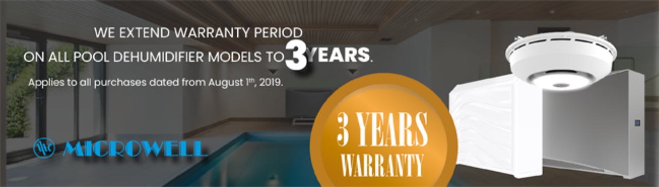 3 years warranty | Blog - Microwell
