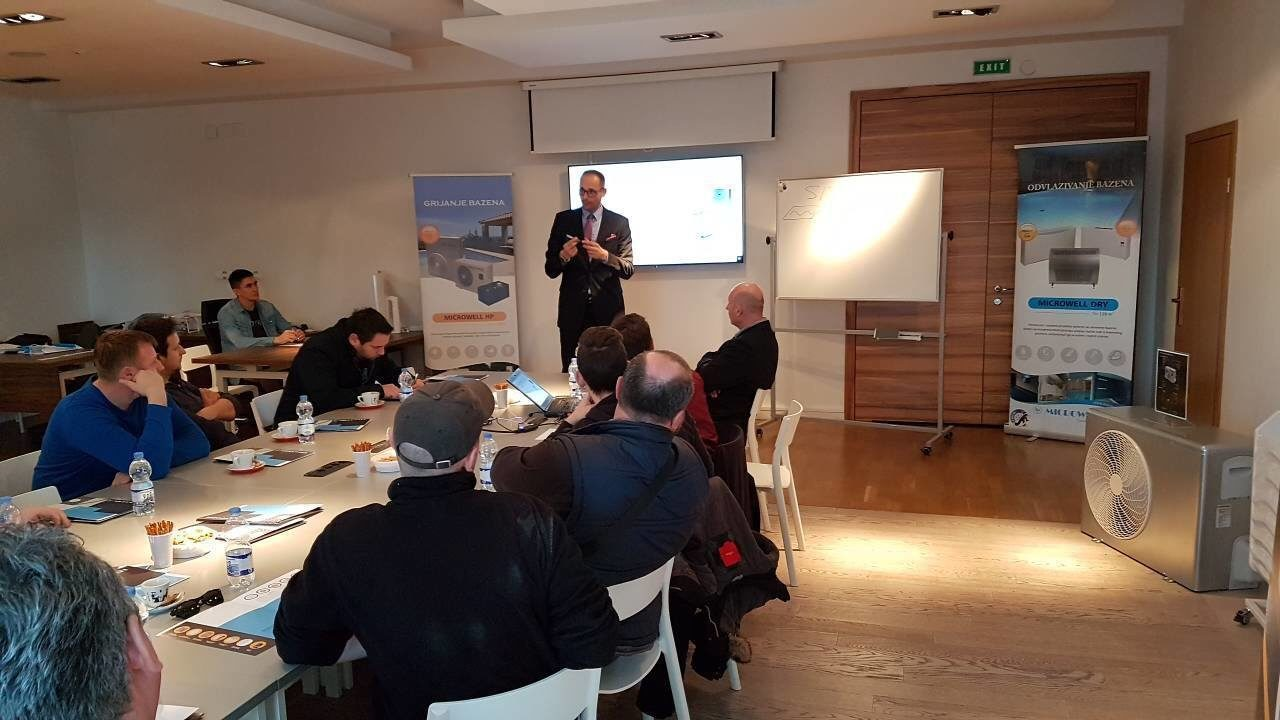 Training, Rijeka, Croatia, 22.03.2018 | Blog - Microwell