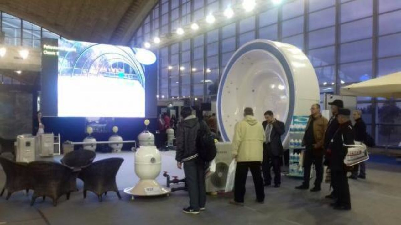 SEEBE Fair, Belgrade, Serbia 19.-23.4.2017 | Blog - Microwell