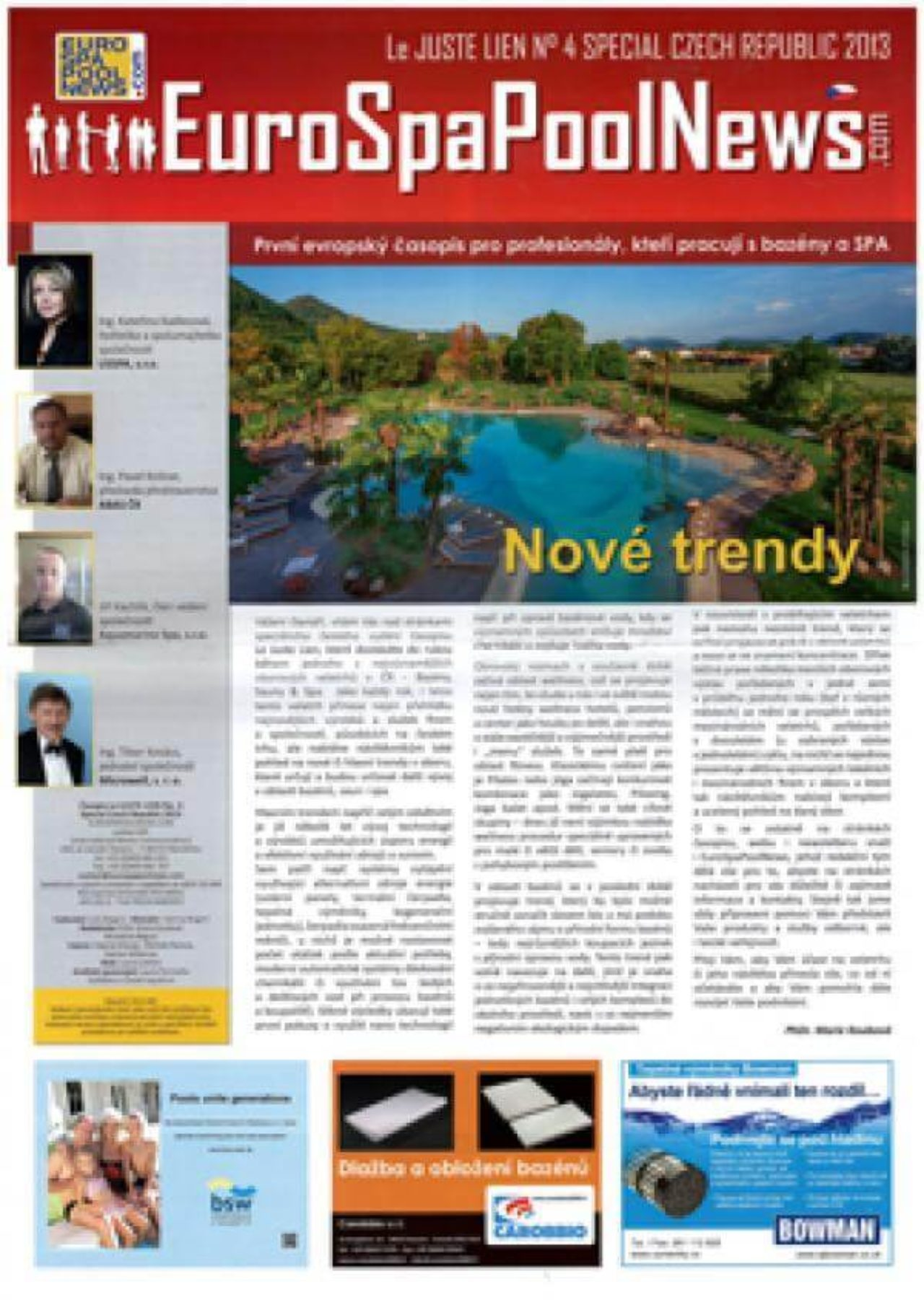 EuroSpaPoolNews 04/2013 | Blog - Microwell