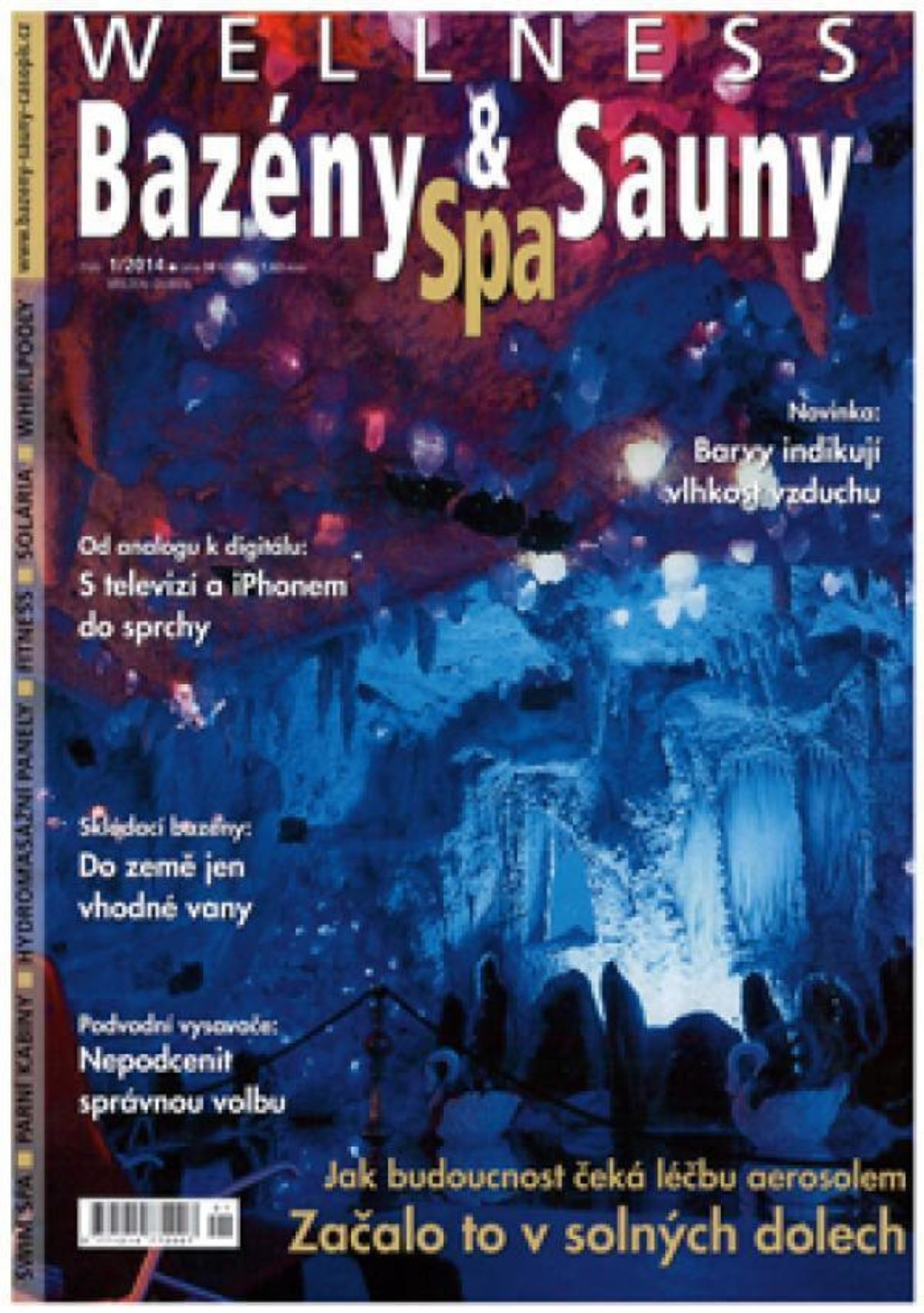 Bazény, Spa&Sauny 1/2014 | Blog - Microwell