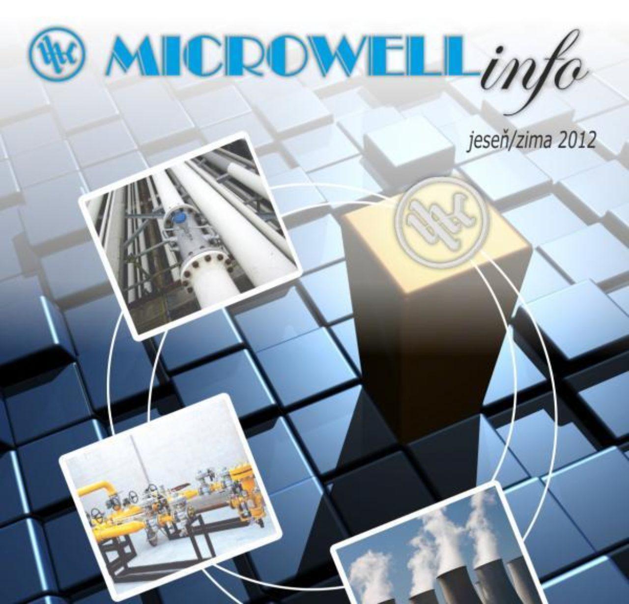 Microwell INFO jeseň-zima 2012 | Blog - Microwell
