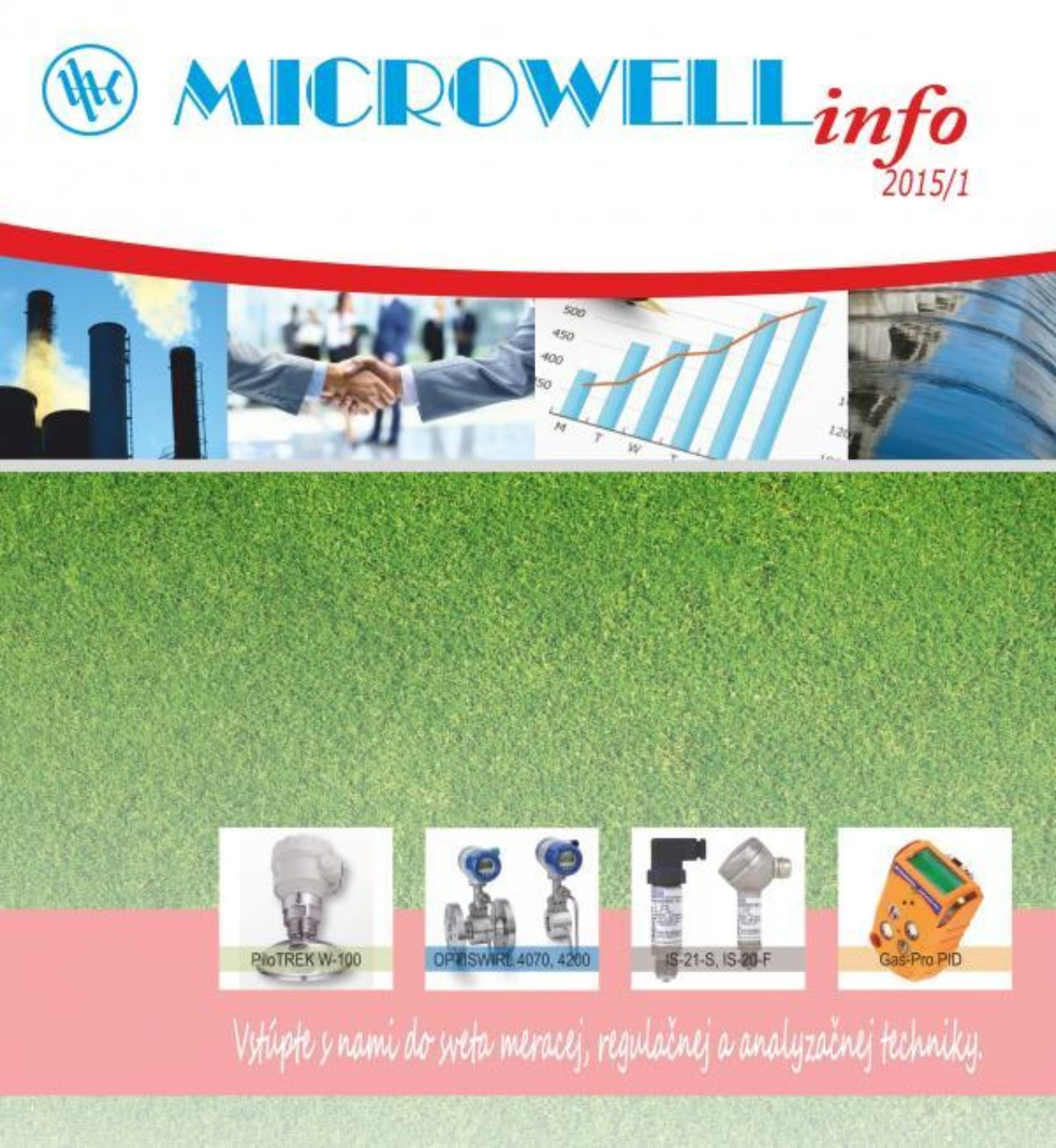 Microwell INFO jar-leto 2015 | Blog - Microwell
