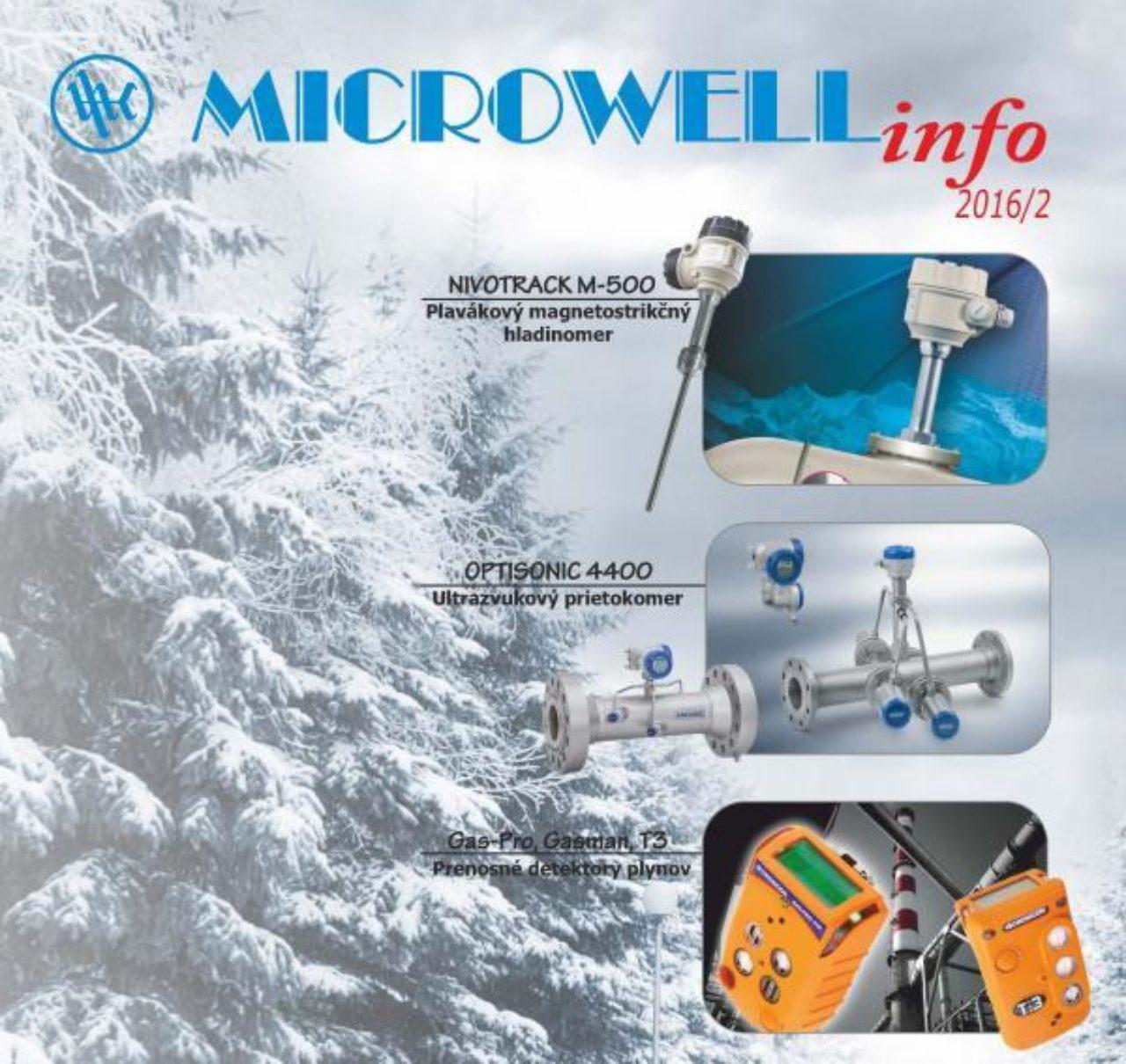 Microwell INFO jeseň-zima 2016 | Blog - Microwell