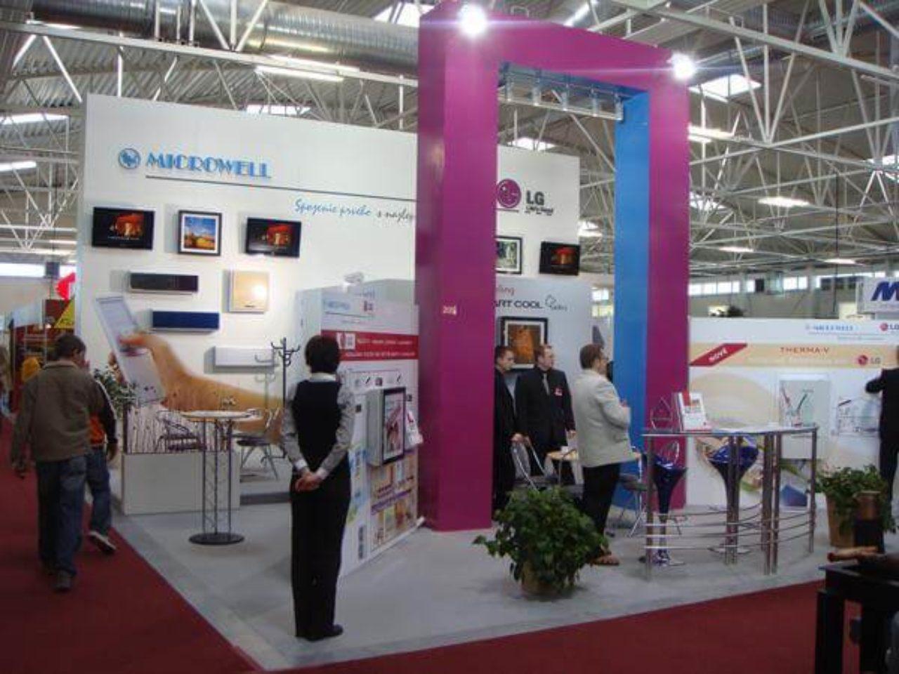 CONECO 2009 Bratislava, Slovakia | Blog - Microwell