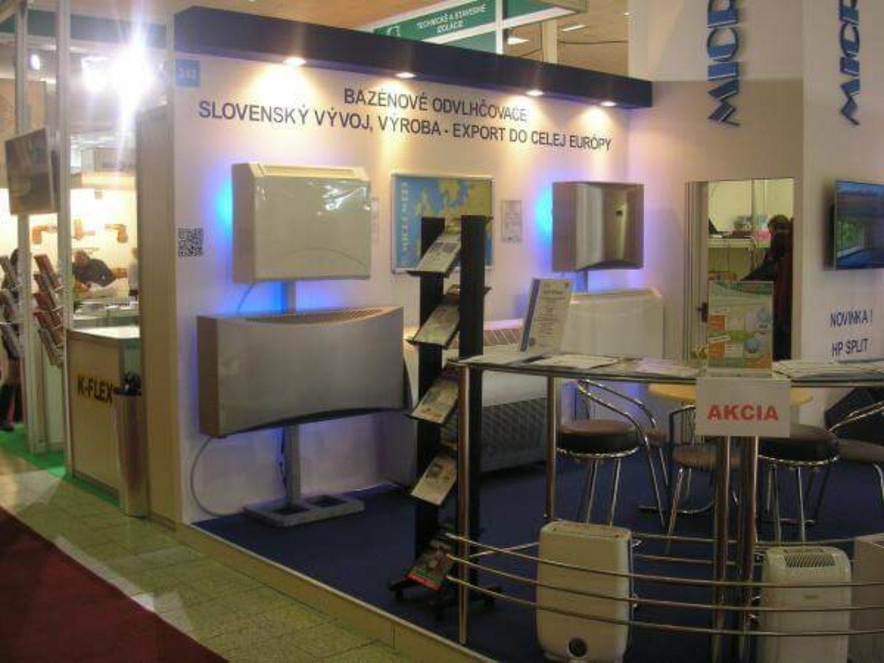 AQUA-THERM 2012 NITRA, SLOVAKIA | Blog - Microwell