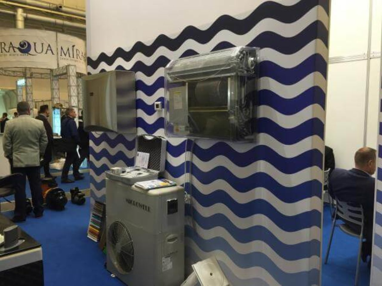 AQUA-THERM Kiev 2016, Ukraine | Blog - Microwell