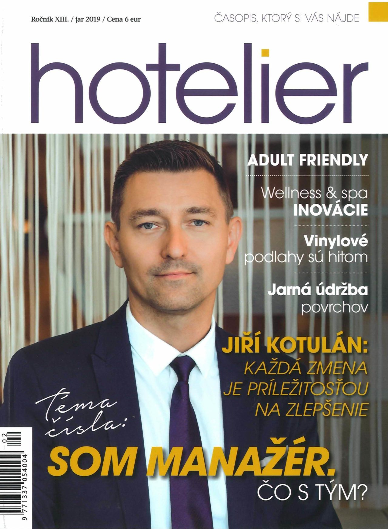 Hotelier I/2019 | Blog - Microwell