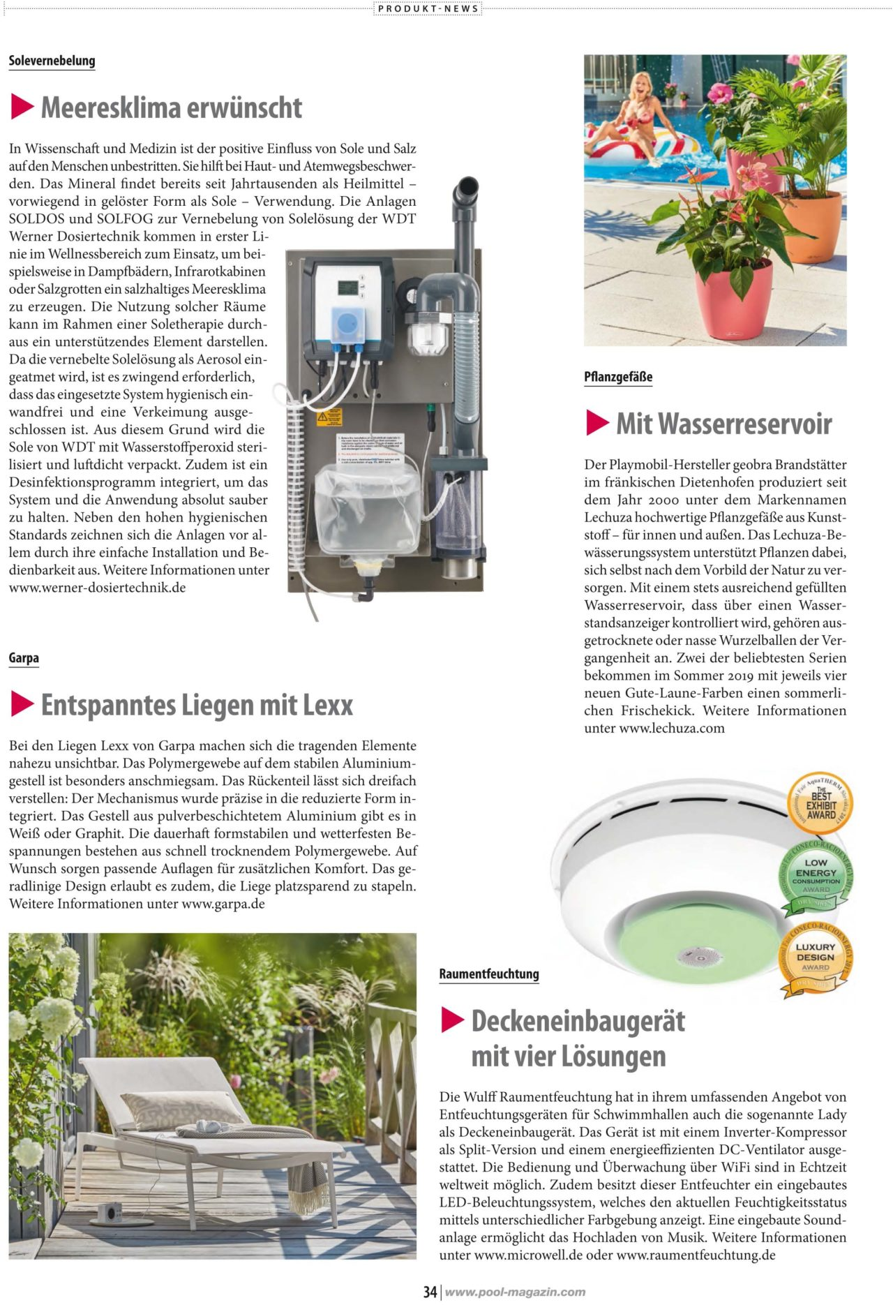 Pool-magazin 2019/63-64 | Blog - Microwell
