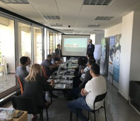 Training Bucharest, Romania 22.05.2019 | Microwell