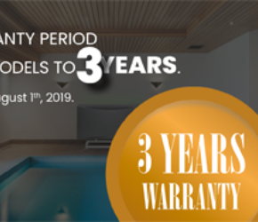 3 years warranty | Microwell