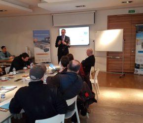 Training, Rijeka, Croatia, 22.03.2018 | Microwell