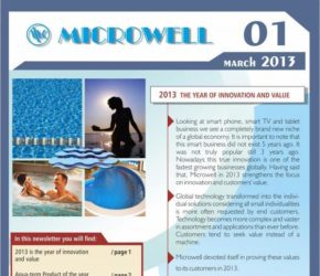 Microwell Newsletter 01/2013 | Microwell