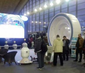 SEEBE Fair, Belgrade, Serbia 19.-23.4.2017 | Microwell