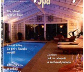 Bazény, Spa & Sauny 4-5/2014 | Microwell