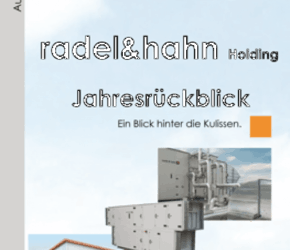 radel&hahn Holding Jahresruckblick 2015 | Microwell