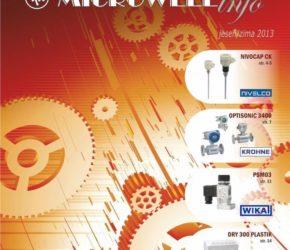 Microwell INFO jeseň-zima 2013 | Microwell