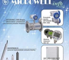 Microwell INFO jeseň-zima 2015 | Microwell