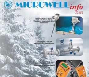 Microwell INFO jeseň-zima 2016 | Microwell