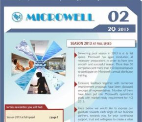 Microwell Newsletter 02/2013 | Microwell