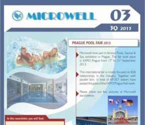 Microwell Newsletter 03/2013 | Microwell