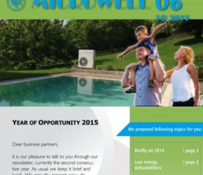 Microwell Newsletter 06/2015 | Microwell