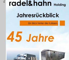 radel&hahn Holding Jahresruckblick 2017 | Microwell