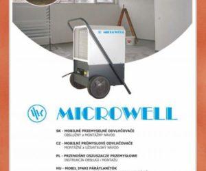 Manual Industrial Dehumidifiers T +TE - Microwell