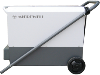 Industrial dehumidifiers - Microwell