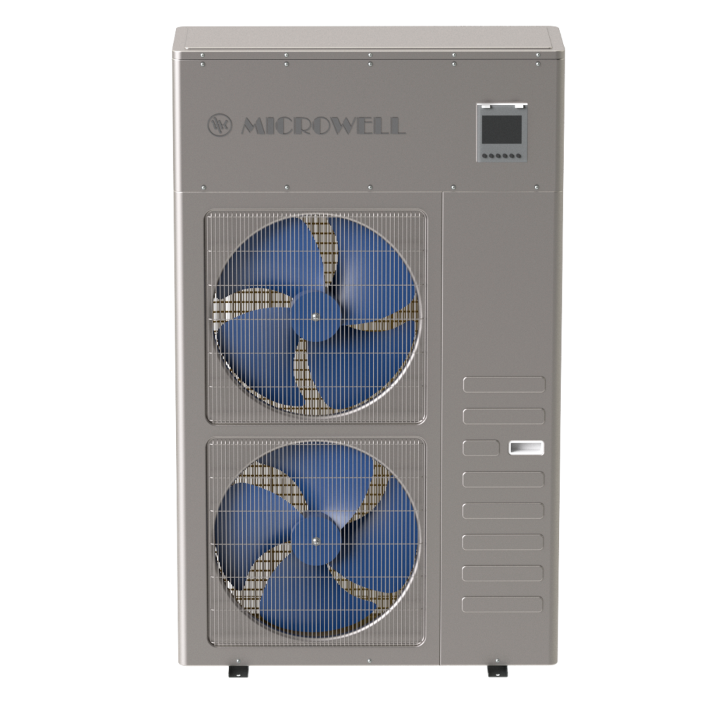Heat Pump Hp 2400 3000 Premium Compact 2 | HP 2400 - Microwell