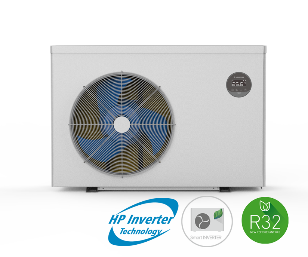Web product pics with logos | HP 2100 GREEN Inverter Pro 21kW - Microwell