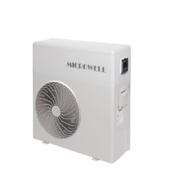 Swimming pool heat pumps | HP 1000 - Microwell