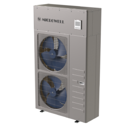 Swimming pool heat pumps | HP 2400 - Microwell