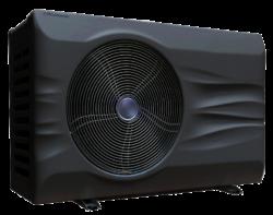 Bazénová tepelná čerpadla | HP 700 BLACK Inverter 7kW - Microwell