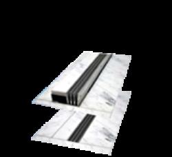 Aluminiowe podłogowe szyny wentylacyjne | Aluminiowe podłogowe szyny wentylacyjne - Microwell
