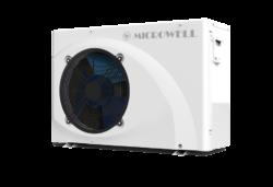 Bazénová tepelná čerpadla | HP 1700 GREEN 16,2kW - Microwell