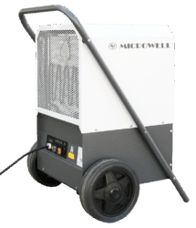 Industrial dehumidifiers | TE90 - Microwell