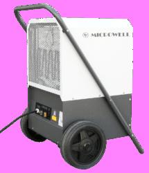 Průmyslové odvlhčovače | TE90 - Microwell