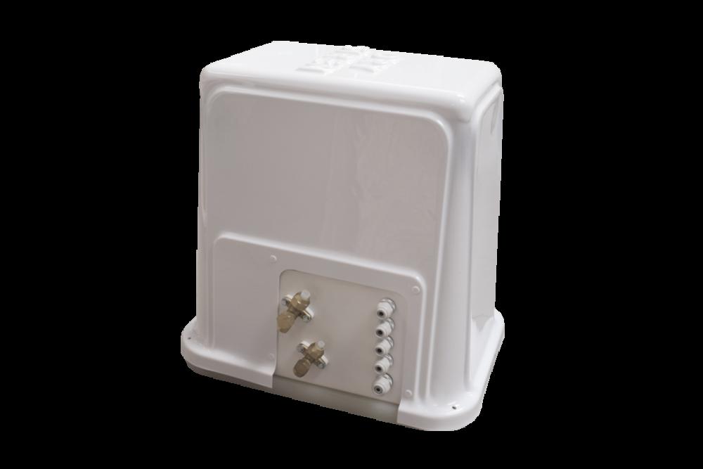 Kompresorova siren belsia web | DRY SIREN Smart mono - Microwell