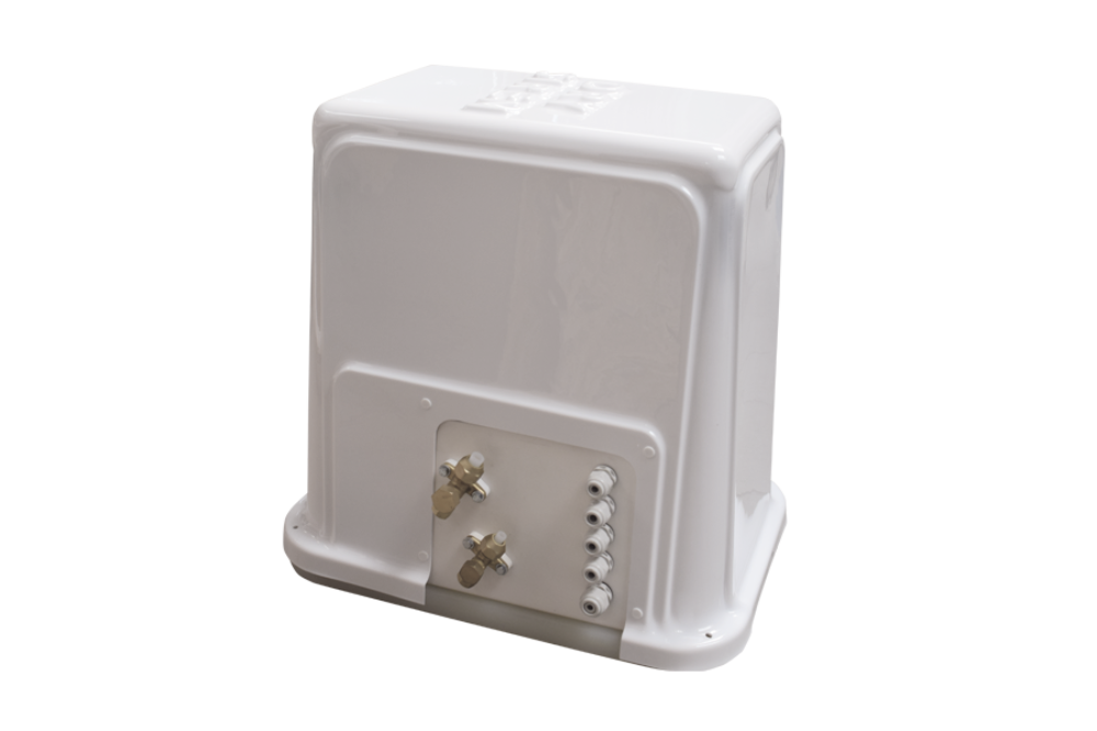 Kompresorova siren belsia web | DRY Siren Mono - Microwell