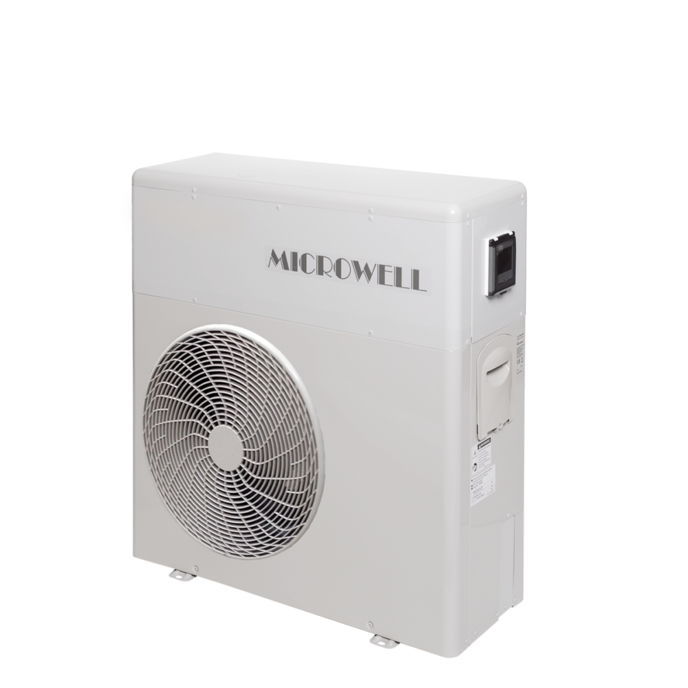 Heat Pump Hp 1000 1400 Omega Compact 1 | HP 1000 - Microwell