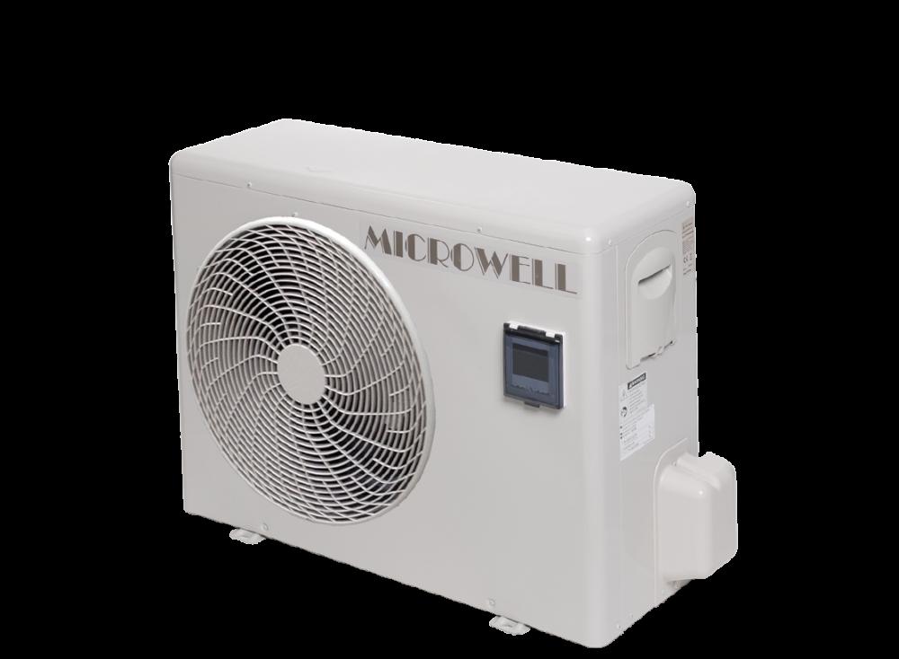 Heat Pump Hp 1000 1400 Omega Split 1 | HP 1000 - Microwell