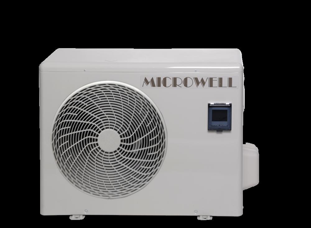 Heat Pump Hp 1000 1400 Omega Split 2 | HP 1000 - Microwell