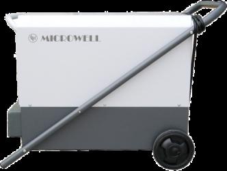 Ipari párátlanítók - Microwell